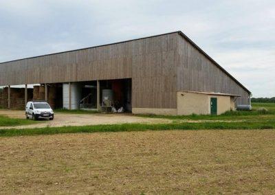 Constructions métalliques, agricoles et industrielles accueil